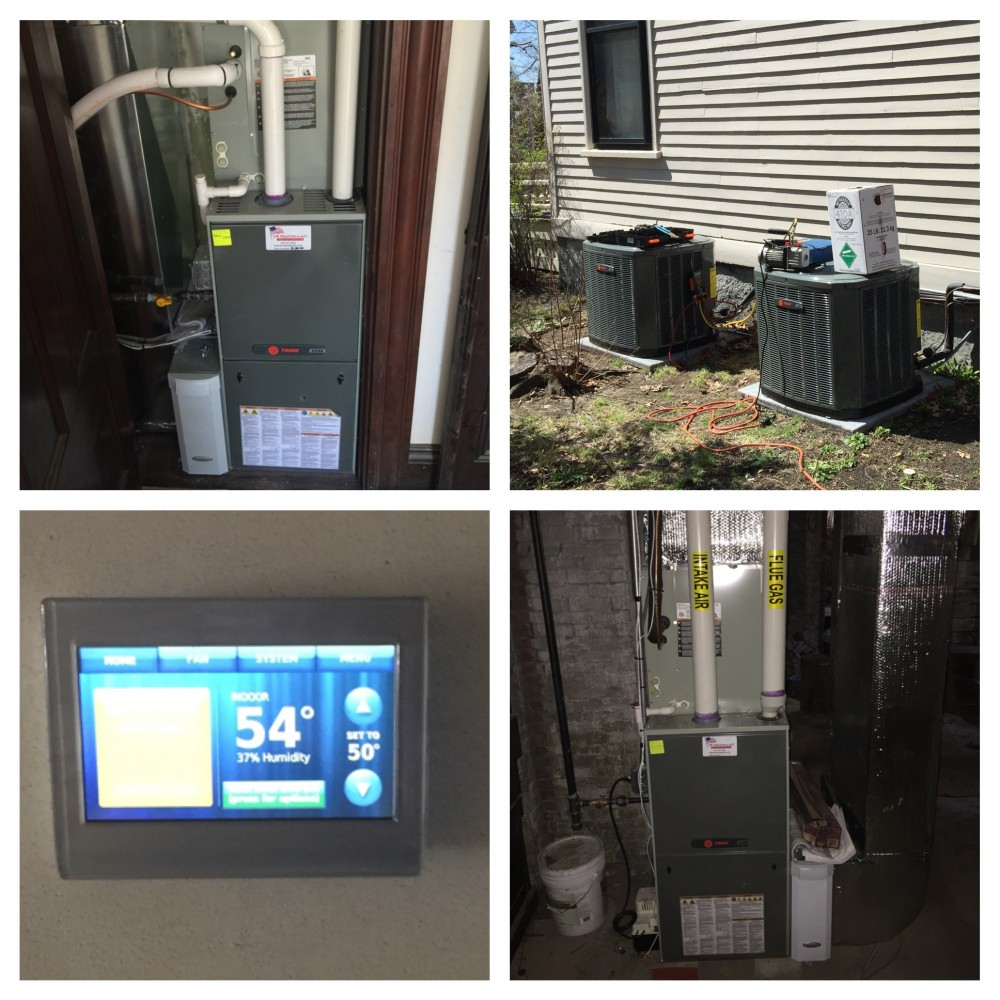 New Heating And Ac System Installation In Framingham Ma